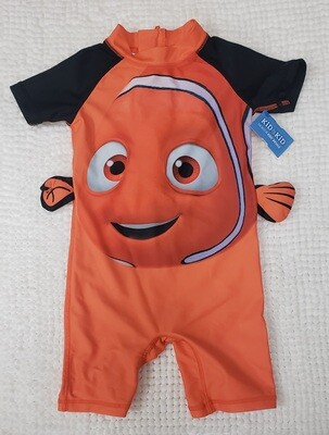 Swim 1pc 12-18M -Used