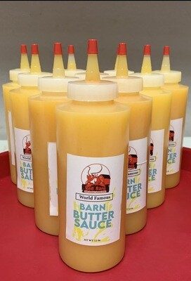 Barn butter Sauce CASE (12)