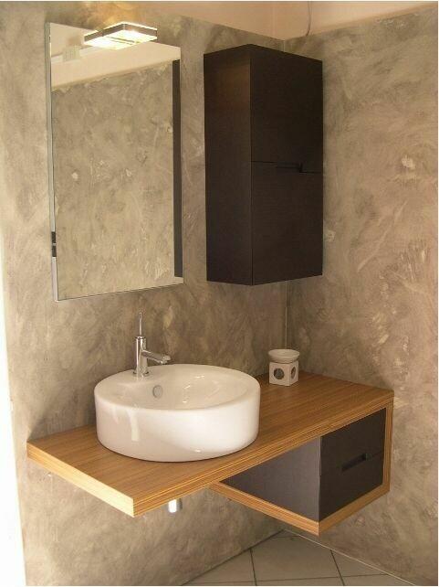 Mueble moderno madera