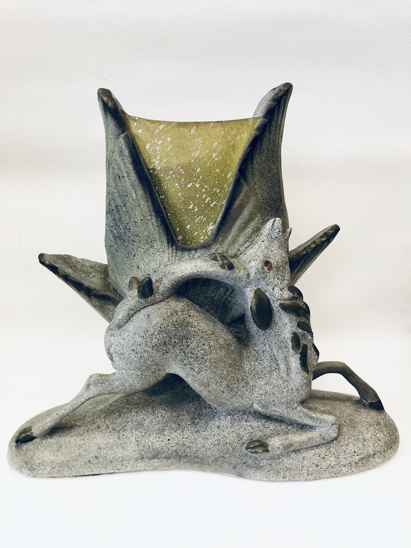 Gazelle Television Lamp