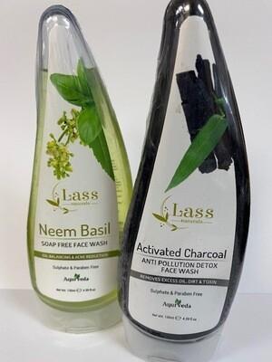 LASS naturals Activated Charcoal