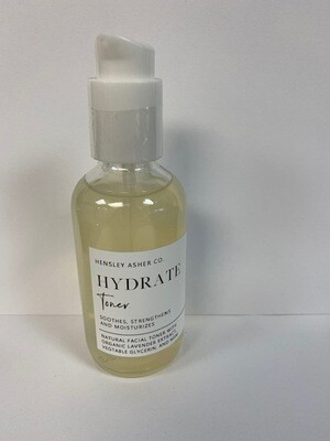 HENSLEY ASHER CO HYDRATE TONER