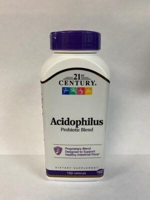 21ST CENT ACIDOPHILUS PROBIOT