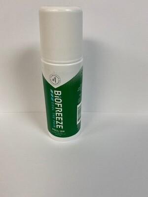 BIOFREEZE ROLL-ON GREEN 2.5OZ