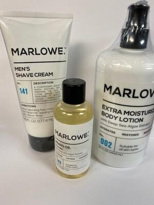 marlowe mens shave