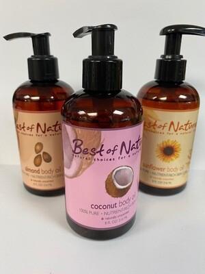 BON Sunflower Body Oil
