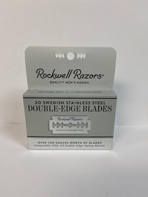 ROCKWELL RAZORS 20 DBL EDGE