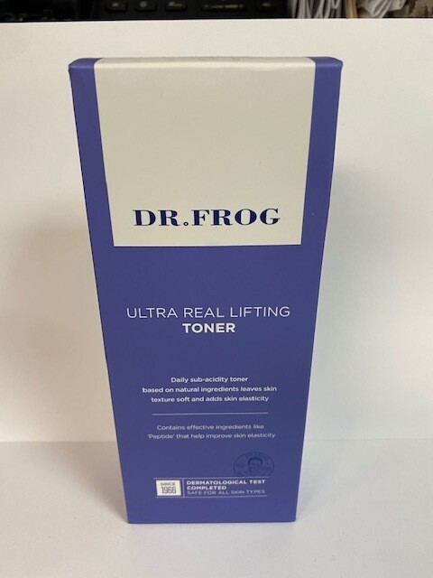 DR. FROG ULTRA REAL LIFTING TO