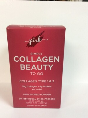 PINK COLLAGEN BEAUTY TO GO