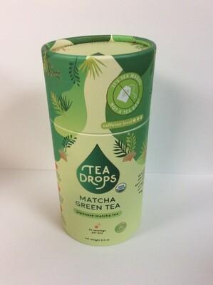 TEA DROPS MATCHA GREEN TEA 10CT