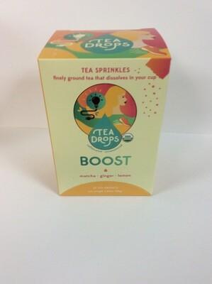 TEA DROPS TEA SPRINKLES BOOST 12CT