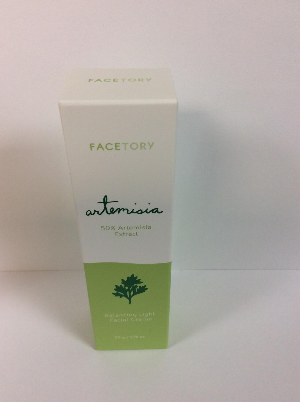 FACETORY Artemisia Balancing Light  Facial Cr