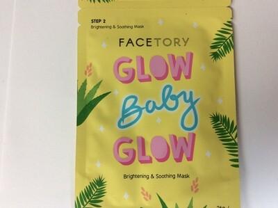 FACETORY GLOW Baby GLOW MASK