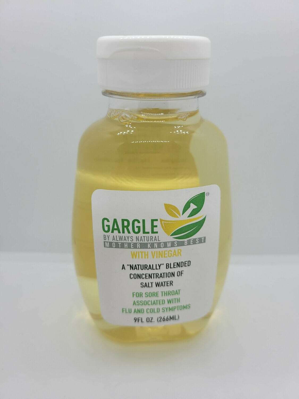 GARGLE w/Vinegar 12fl oz