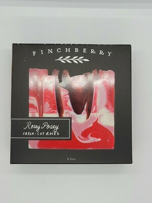 FINCHBERRY ROSEY POSEY BOXED