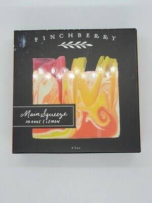 FINCHBERRY MAIN SQUEEZE BOXED