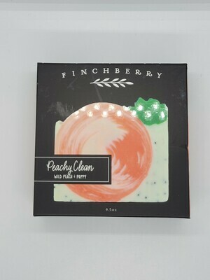 FINCHBERRY PEACHY CLEAN BOXED