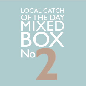 Local Catch of the Day, Mixed Seafood Box 2