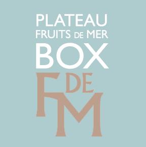 Plateau Fruits De Mer Premium Box