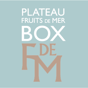 Plateau Fruits De Mer Premium Box
