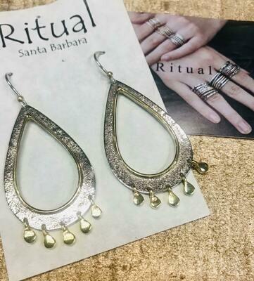Ritual Sterling Silver Brass SG0132Z ER