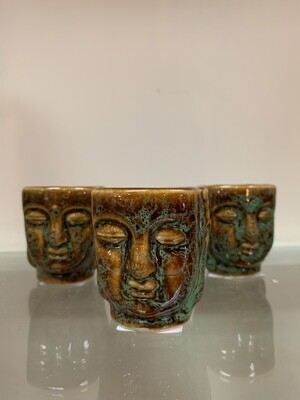 World Buyer Serene Buddah Cup Sage