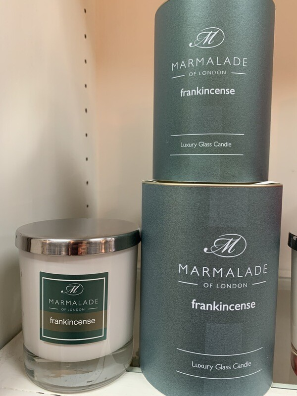 Marmalade of London Glass Candle Gift Boxed