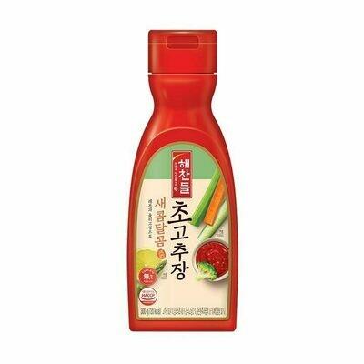 CJ Vinegared Red Chilli Sauce 300g