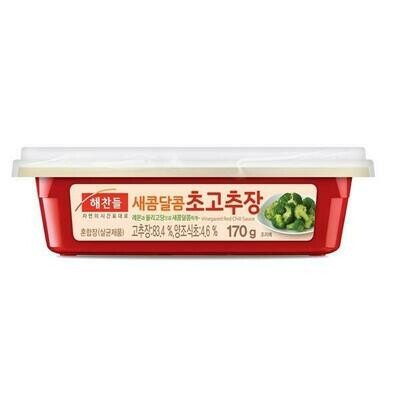 CJ Vinegared Hot Pepper Paste 170g
