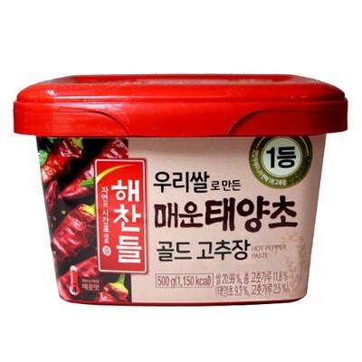 CJ Hot Chilli Paste 500g