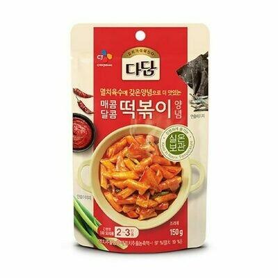 CJ Sweet & Spicy Topokki Sauce 150g