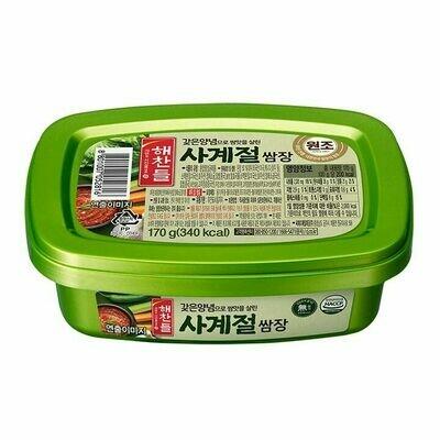 CJ Seasoned Soybean Paste 170g