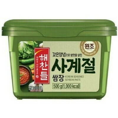 CJ Seasoned Soybean Paste 500g
