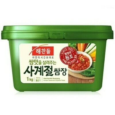 CJ Seasoned Soybean Paste 1kg