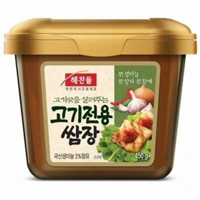 CJ Seasoned Soybean Paste for BBQ 450g