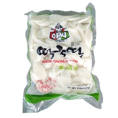Assi Sliced Rice Cake 907g
