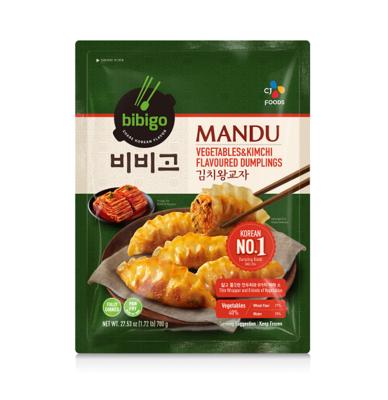 CJ Bibigo Vege&Kimchi Dumpling 780g
