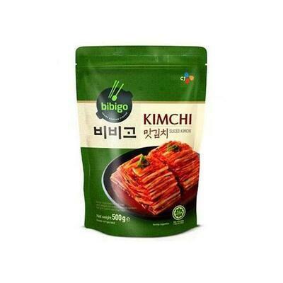 CJ Sliced kimchi 500g
