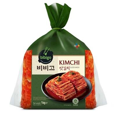 CJ Bibigo Sliced Kimchi 1kg