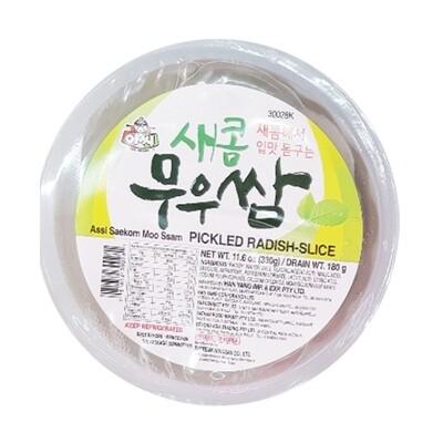 Assi Pickled Radish Slice 330g