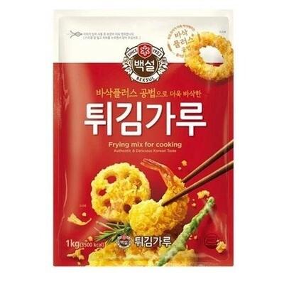 CJ Frying Mix 1kg