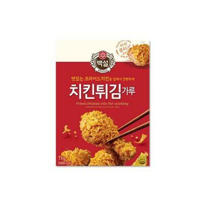 CJ Chicken Frying Mix 1kg