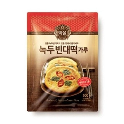 CJ Myung Bean Pan Cake Powder 500g