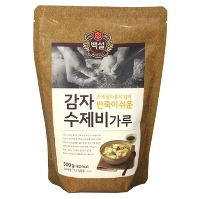 CJ Potato Starch Flour 500g