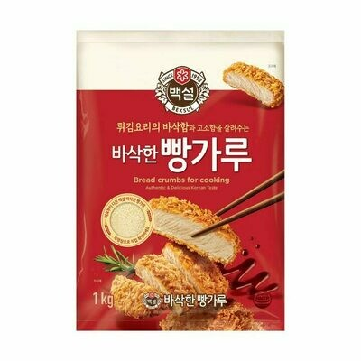 CJ Bread Crumb 1kg