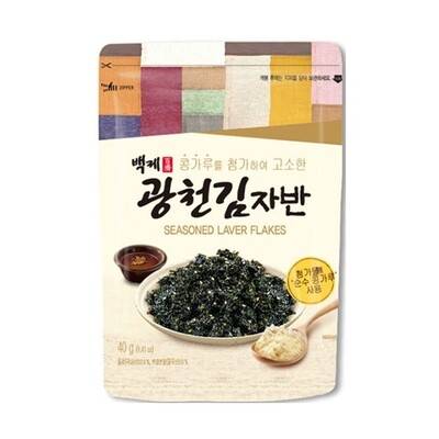 Kwangcheon Dasol Soybean Seaweed Flakes 300g