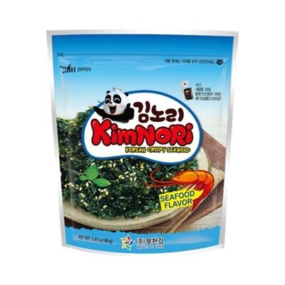 Kwangcheon Kimnori Seasoned Seaweed Flake Seafood 40g