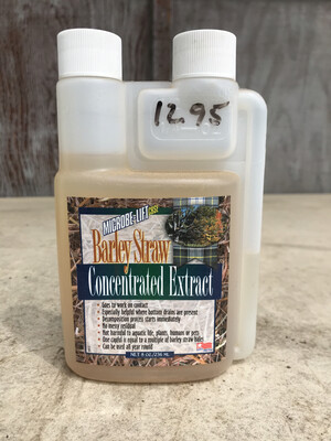 8 oz Microbelift Barley Extract Concentrate