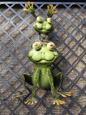 Regal Frog Decor - Gymnastics