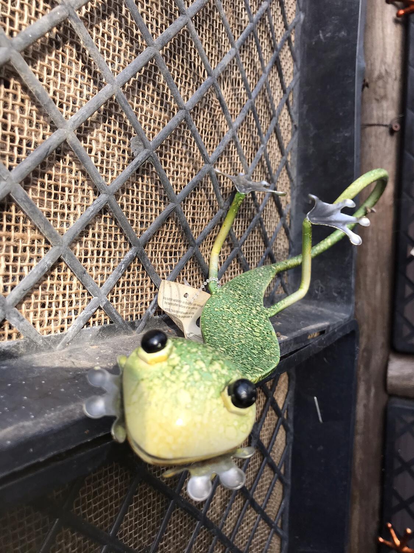 Regal Gecko Decor - Green